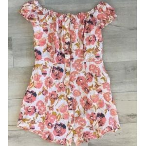 Free People Italian Breeze Mini Dress | Floral